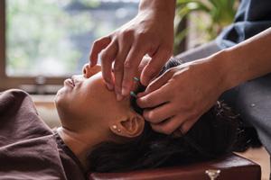 外リンパ瘻の鍼治療