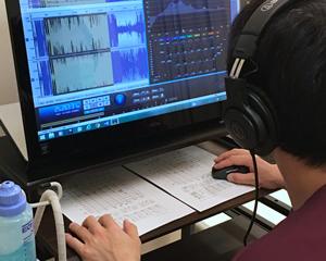 音響ソフトを使ったCDの作成
