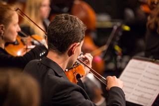 耳鳴りとバイオリン