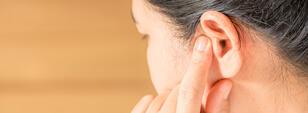 突発性難聴|耳梗塞の鍼灸治療
