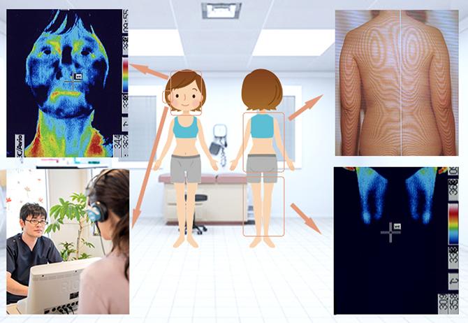 突発性難聴の原因を調べる検査